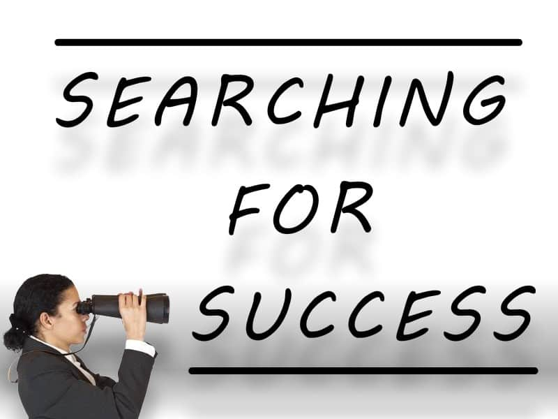 Searching for Success Bumper Series