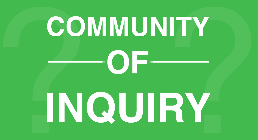 What is Community Of Inquiry