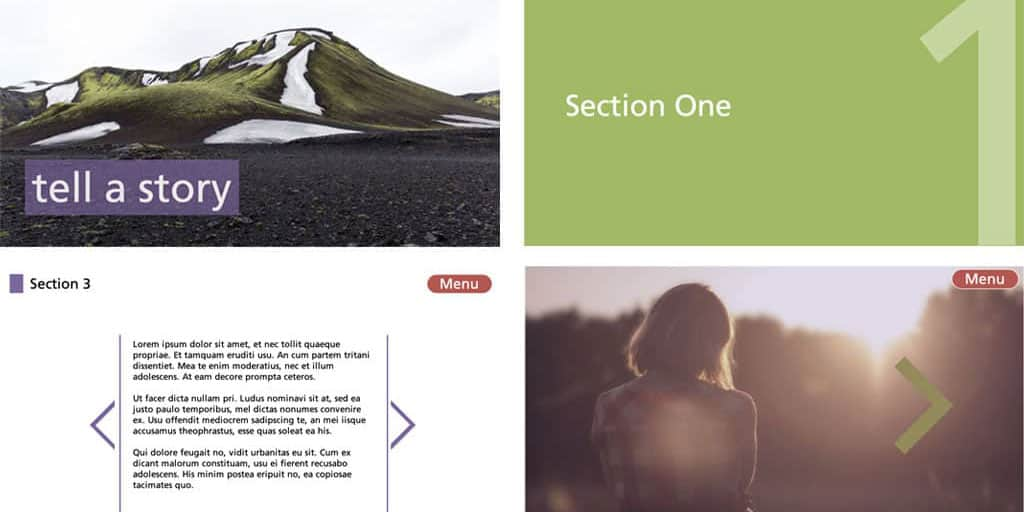 Colors Storyline Template