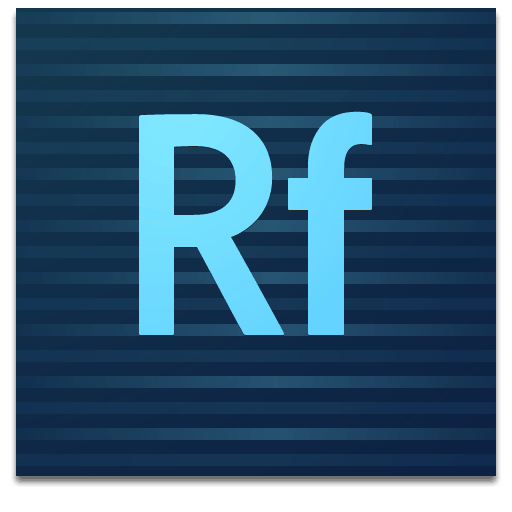 Adobe Edge Reflow Icon
