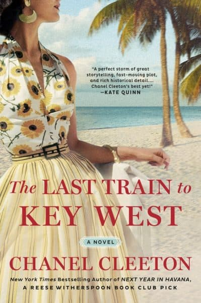 The Last Train To Key West book cover.