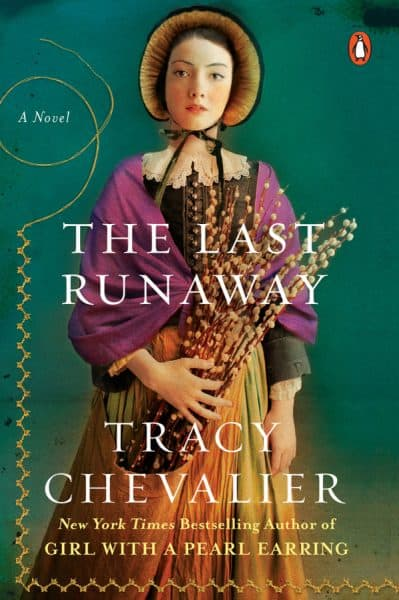 The Last Runaway book cover