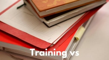 Training Culture vs Learning Culture
